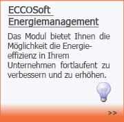 ECCOSoft Energiemanagement